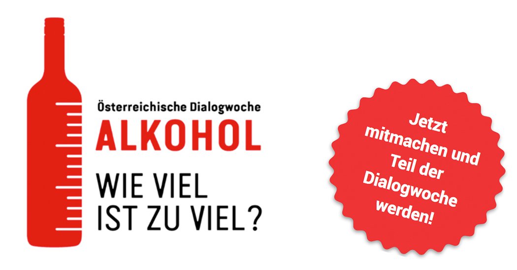 Beratung zum Thema Alkohol – Dialogwoche Alkohol